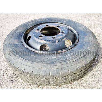 Michelin XZA 8R 17.5 Tyre On Rim