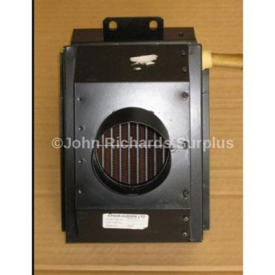 Land Rover LHD heater rad assembly MRC6255