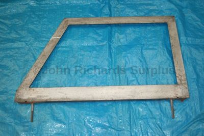 Land Rover Series L/H Door Top Frame Full Steel MTC5383