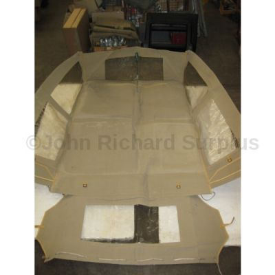 Land Rover Defender 110 body fit 3/4 sand pick up hood S/W MTC7916 AE (Mildew)