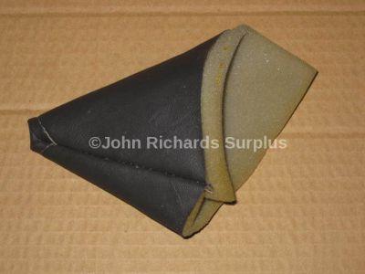 Range Rover Black Vinyl Handbrake Gaiter MUC9454