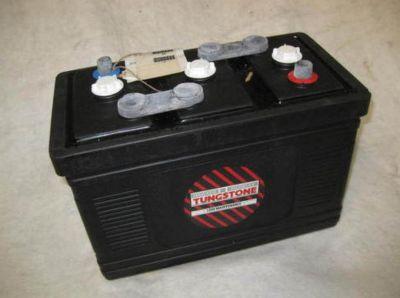 Tungstone 6 volt 110ah heavy duty battery type 531