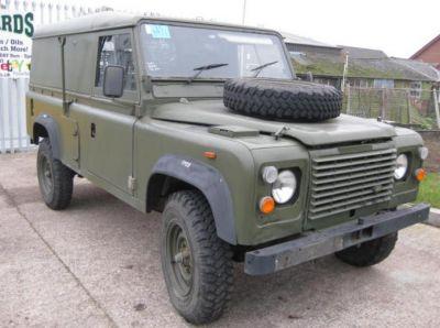 Land Rover Defender 110 Hard Top 1991
