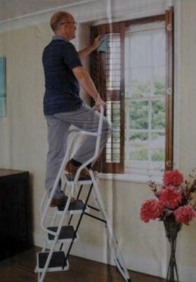 Westpower 4 step safety ladder
