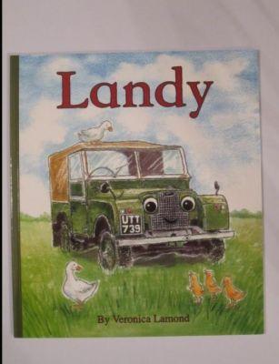 Landy story book by Veronica Lamond
