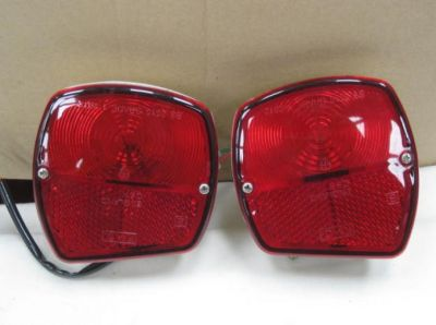 Ford 5000 Rear Wing Tractor lamp pair
