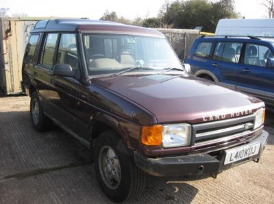 Land Rover Discovery 300TDI 1995