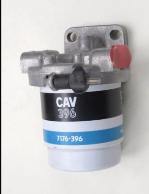 Ford Transit fuel filter assembly