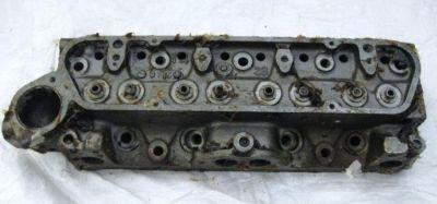 Ford 1100 & 1300 crossflow cylinder head 1416185