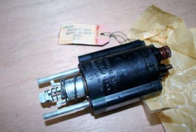 Lucas M35J Starter Motor Solenoid 76886
