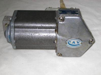 CAV 24volt wiper motor type WS1 1884050