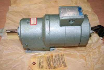 Neco 24V D.C. Electric Motor 2000/25 RPM