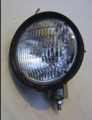 Rubbolite working lamp type 56