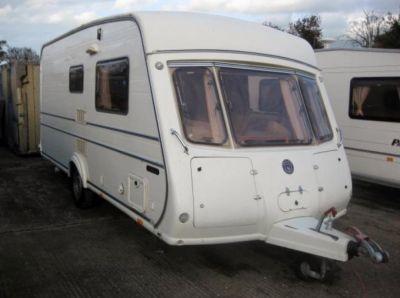 Vanmaster Ovation 470/2 2 Berth Touring Caravan