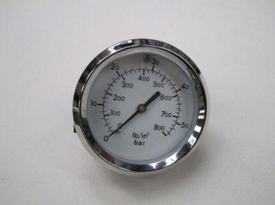 Military pressure gauge