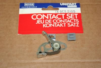 Unipart Points set GCS2105