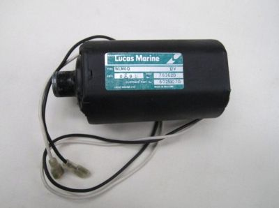 Lucas electric motor 12 volt WLM60