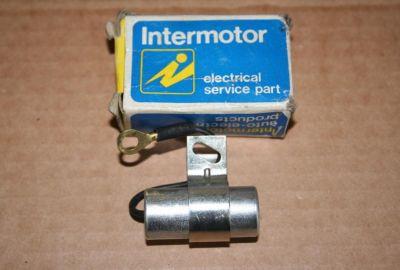 Intermotor Condenser 3365