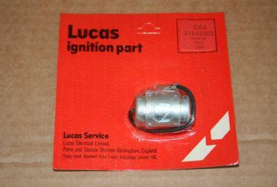 Lucas Condenser C64