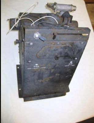 Bedford T.K. M type heater assembly