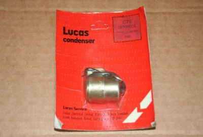 Lucas Condenser C72