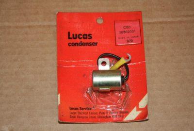 Lucas Condenser C80