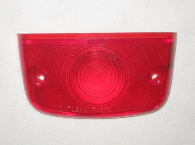 Lucas Butlers Bedford TK Red lens for L/H cab lamp 54591903