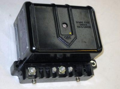 CAV dynamo control box 1687500