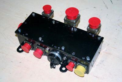 Lucas CAV Hull Rear Junction Box No2 Mk2 FV81729