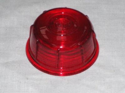 Britax red marker lamp lens 10044