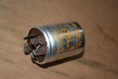 Hella 24v 24w Indicator Relay 4NM 001809-14