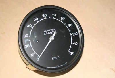 Reynolds Boughton RB44 Smiths Speedometer KM/H SN3411/015 TypeA