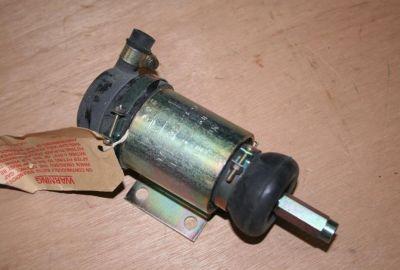 Lucas CAV Engine Stop Solenoid Switch 1827631