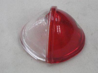 Rubbolite red & white marker lamp lens 1744