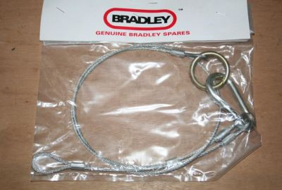Bradley Trailer Breakaway Cable 12339