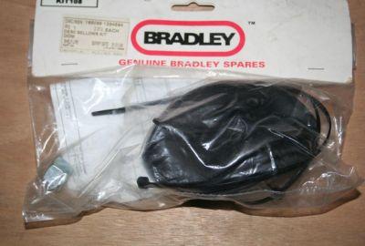 Bradley Trailer Hitch Bellows KIT108