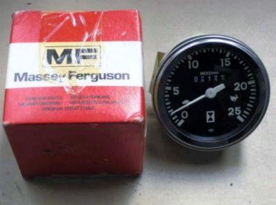 Massey Ferguson Tractor Tachometer (Tractormeter) 1674637M91