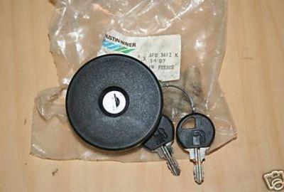 Austin Metro MK1, MK2 Locking Fuel Cap Non Vented AFU3612