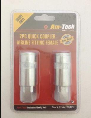 Airline Coupler Pair Female