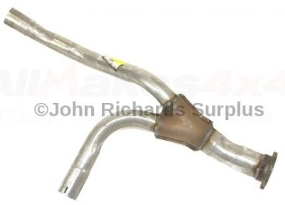 Exhaust V8 Y Section NRC4218