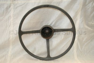Land Rover series 2A & 3 steering wheel used NRC4346