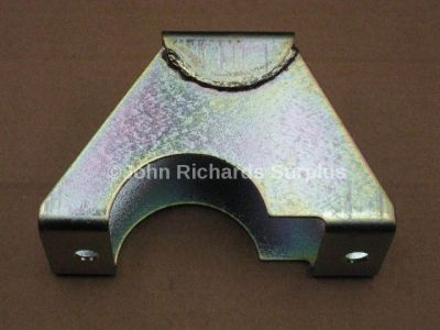 Range Rover Exhaust Mounting Bracket Twin Pipe System NRC7187