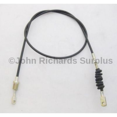 Throttle Cable 2.5 Diesel LHD NRC7606