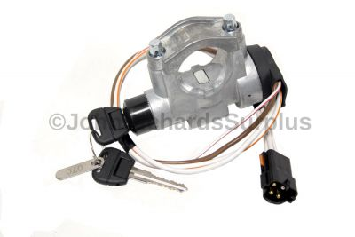 Ignition Switch & Steering Lock NRC8279