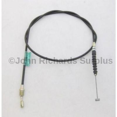 Throttle Cable 2.5 Petrol RHD NTC2086