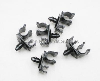 Brake Pipe Clip x 5 NTC8242