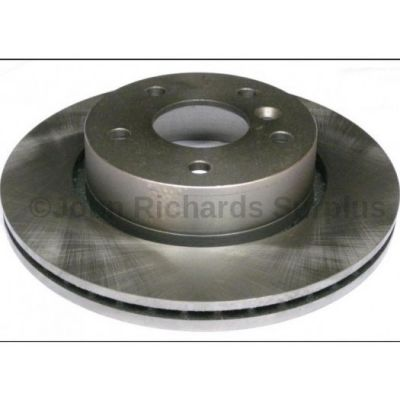 Front Brake Disc Vented NTC8780