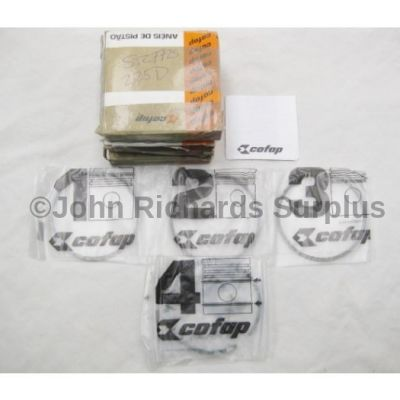 Piston Ring Set Diesel STD STC772S