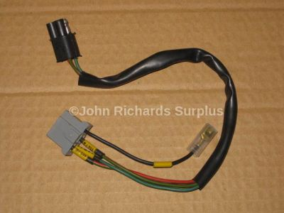 Land Rover Lightweight Wiper Motor Cable PRC1393