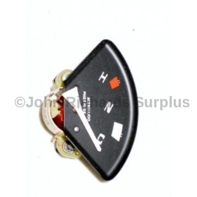 Land Rover 24volt oil temperature gauge PRC1793